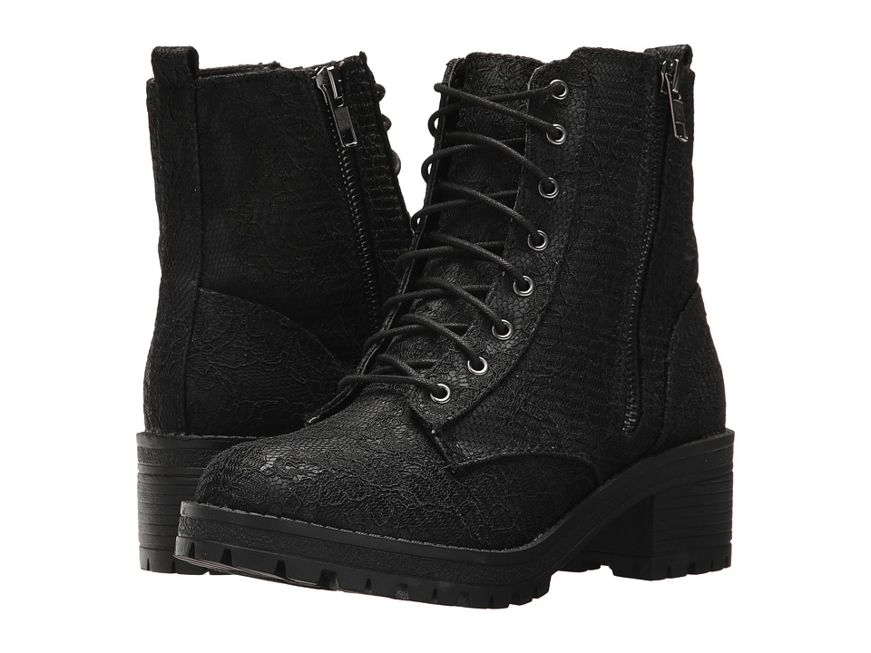 Fergalicious - Rocker (Black) Women's Shoes