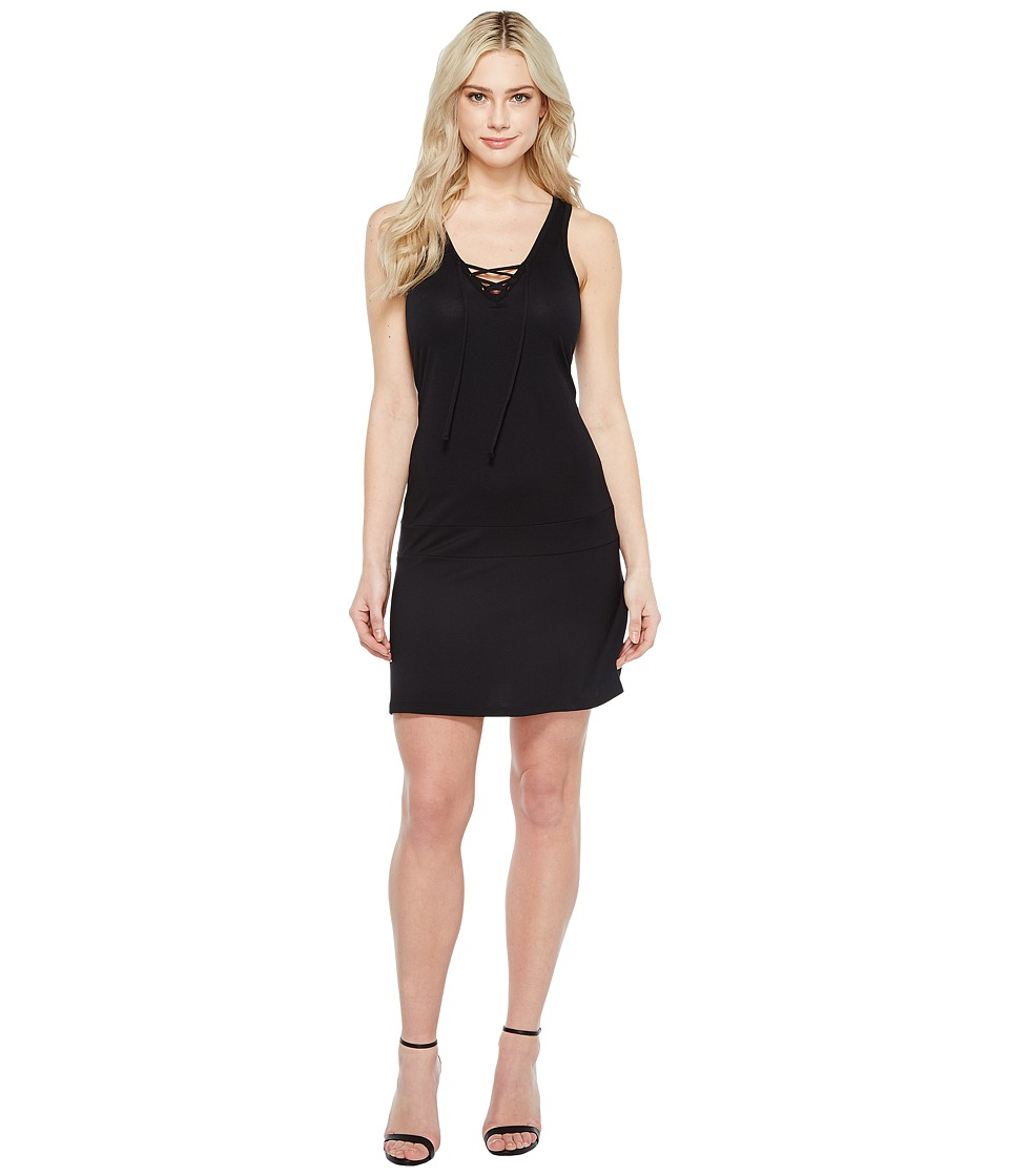 Threads 4 Thought - Stella Dress (Black) Women's Dress