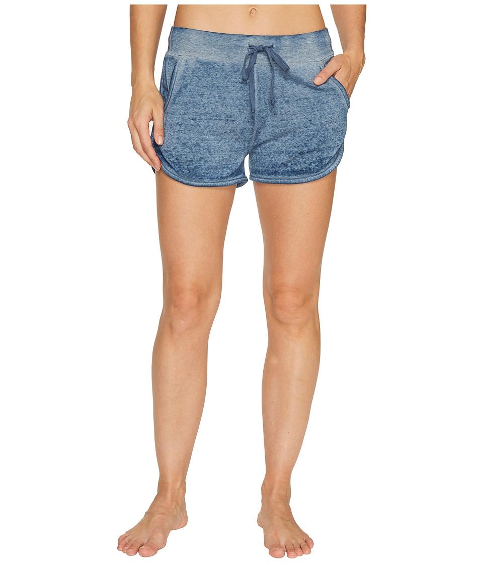 Threads 4 Thought - Gretta Dophin Shorts (Indigo) Women's Shorts