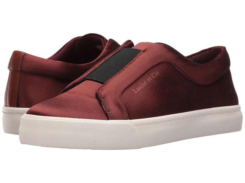 Louise et Cie - Bette (Dark Vino/Black) Women's Shoes