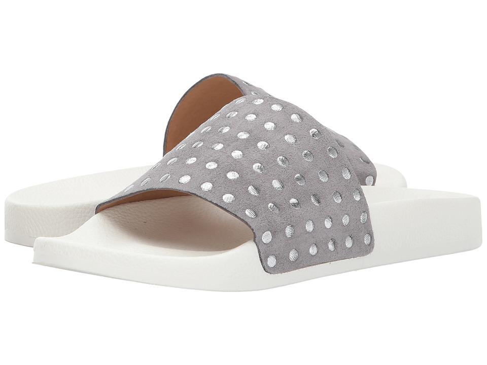 Lucky Brand - Piyaa Flat (Steel Grey) Women's Flat Shoes