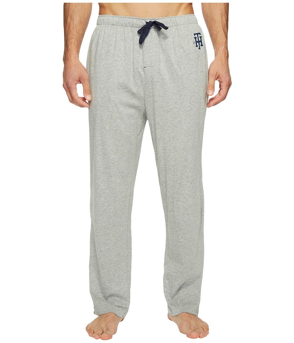 Tommy Hilfiger - Knit Pants (Gray Heather) Men's Pajama