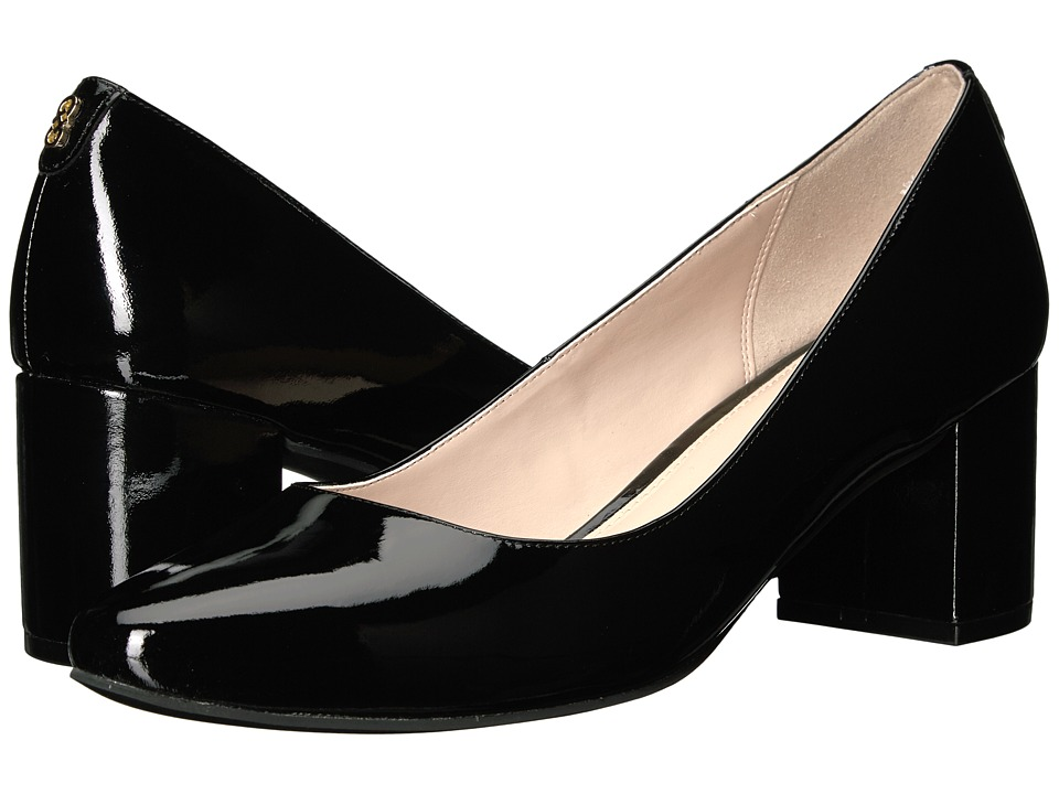 Cole Haan - Claudine Pump 55mm II (Black Patent) High Heels