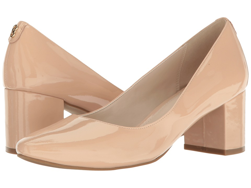 Cole Haan - Claudine Pump 55mm II (Nude Patent) High Heels