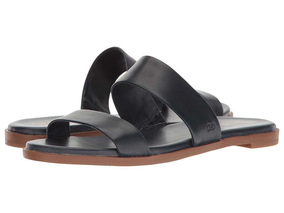 Cole Haan - Findra Sandal II (Navy Ink Leather) Women's Sandals