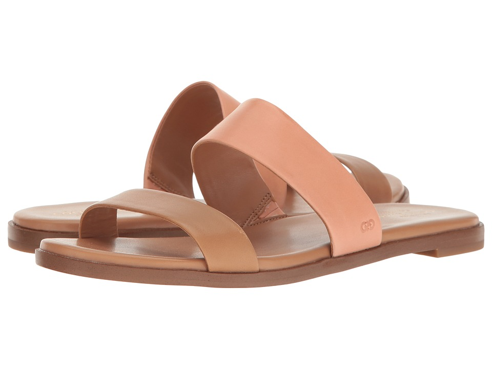 Cole Haan - Findra Sandal II (Pecan/Nectar Leather) Women's Sandals