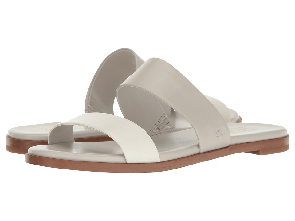 Cole Haan - Findra Sandal II (Vapor Grey/Ivory Leather) Women's Sandals