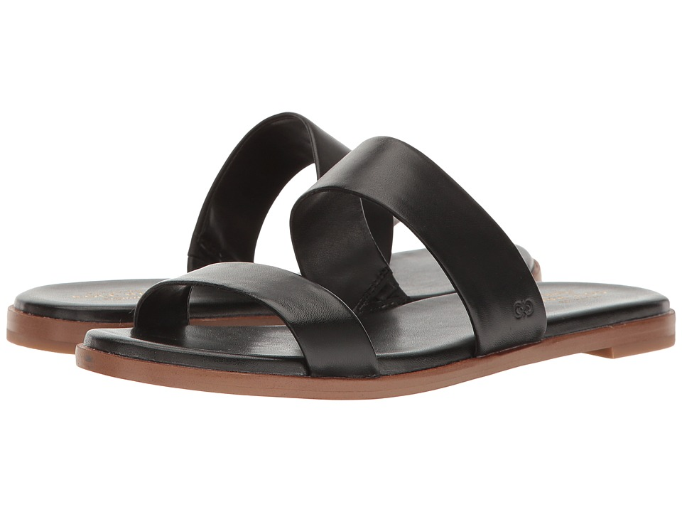 Cole Haan - Findra Sandal II (Black Leather) Women's Sandals