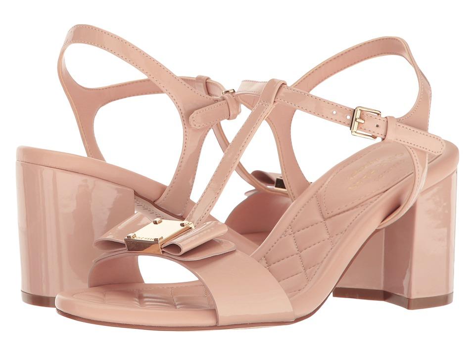 Cole Haan - Genessa Sandal II (Nude Patent) Women's Sandals