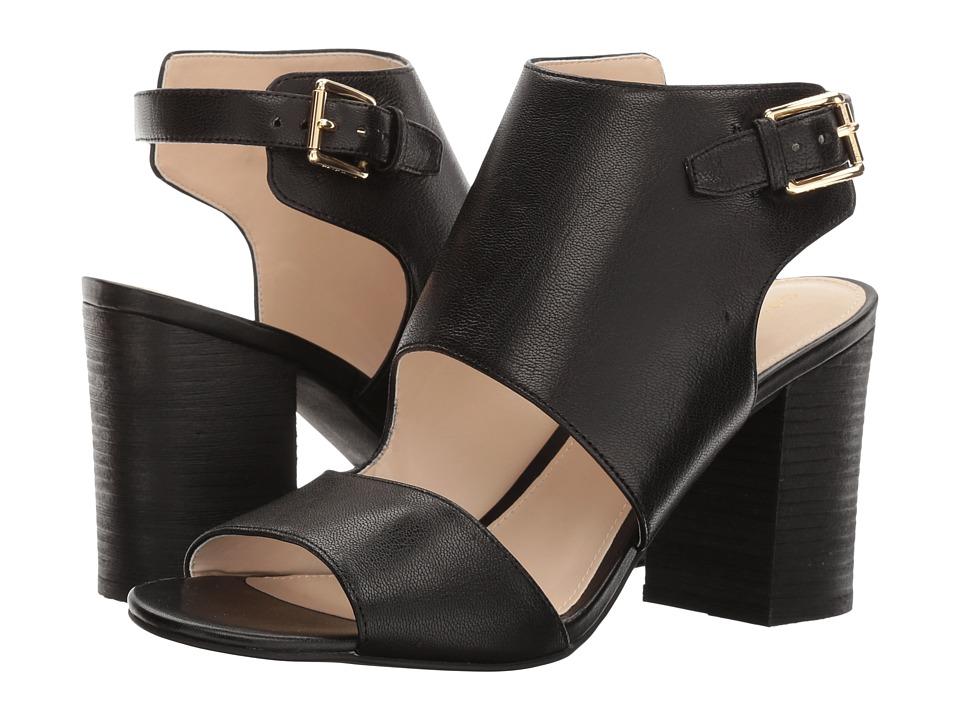 Cole Haan Kathlyn Bootie II (Black Leather) Women