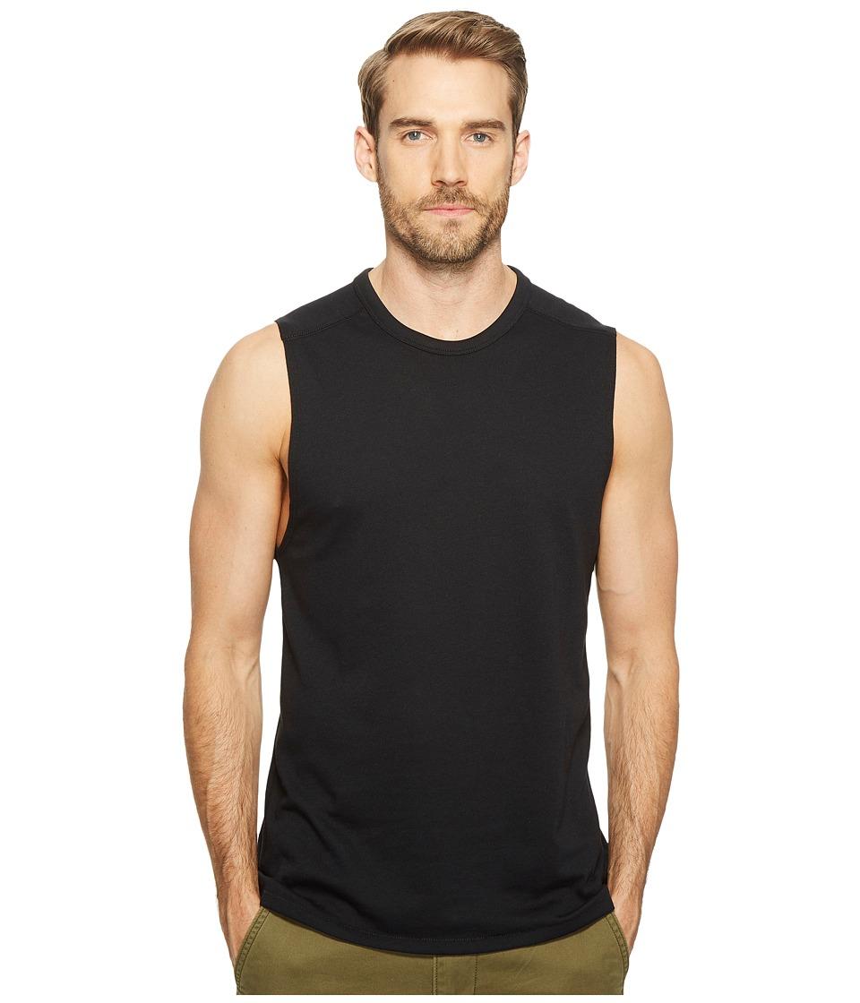 Alternative - Keeper Muscle Tank Top (Black) Men's Sleeveless
