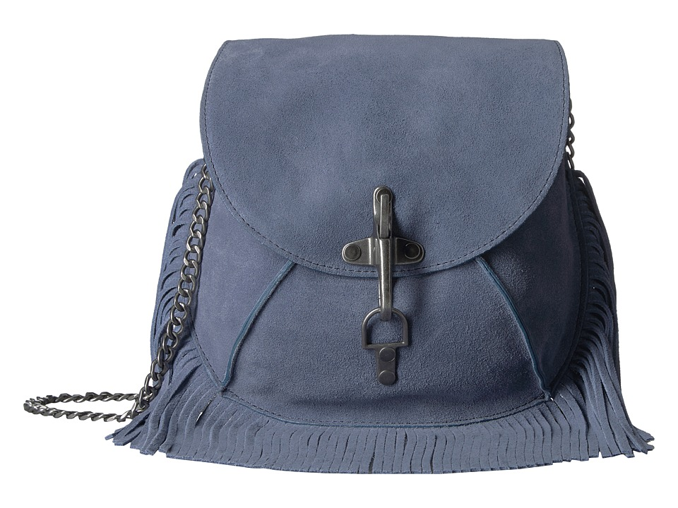 Lucky Brand - Maya Small Crossbody (Riviera) Cross Body Handbags