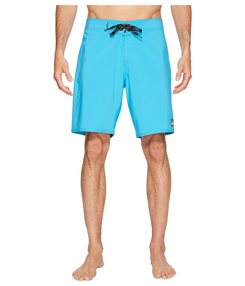 Quiksilver - Everyday Kaimana 19 Boardshorts (Hawaiian Ocean) Men's Swimwear