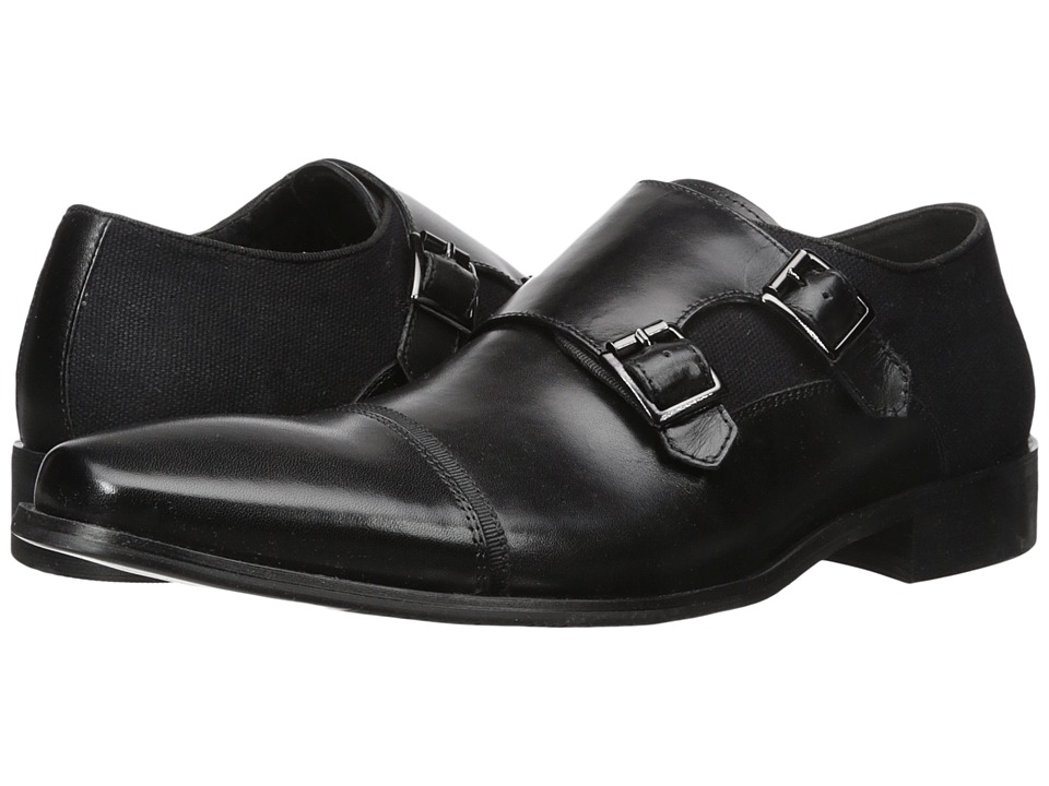 Kenneth Cole Reaction - Up In Smoke (Black) Men's Shoes