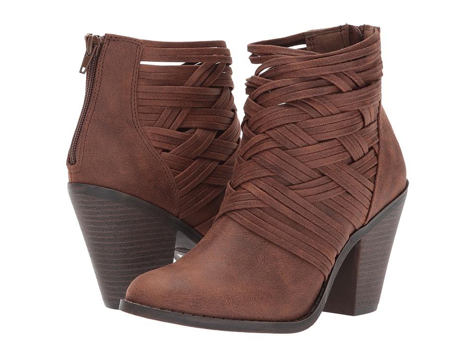 Fergalicious - Whisper (Cognac) Women's Shoes