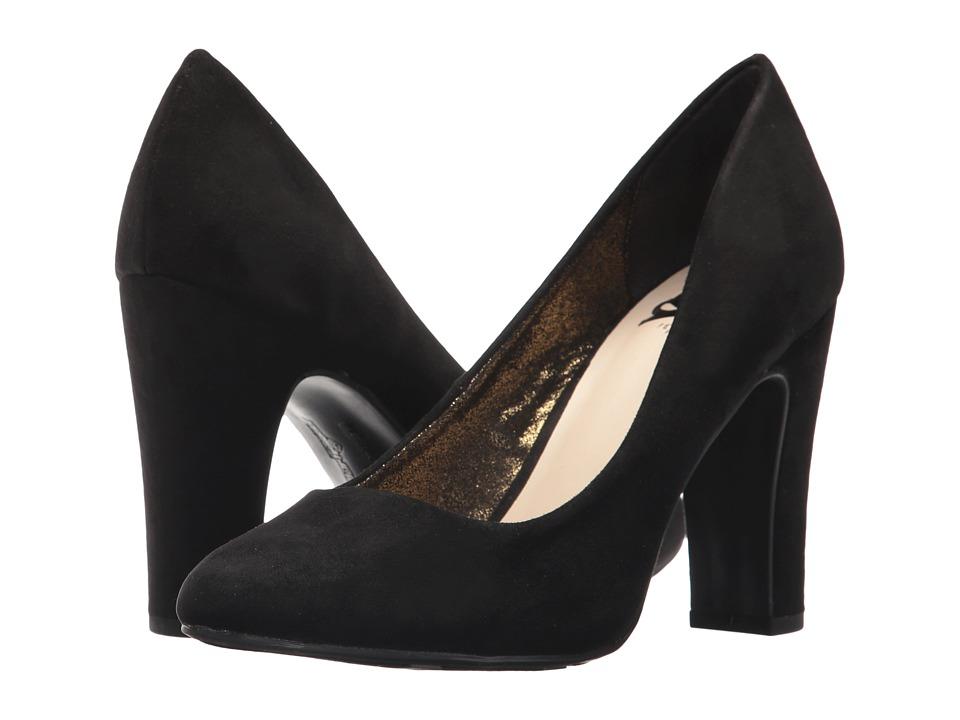 Fergalicious - Selena (Black) Women's Shoes
