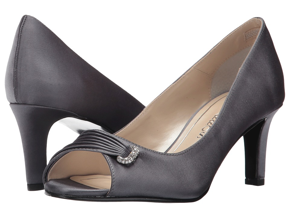 Caparros John (Carbon Satin) High Heels
