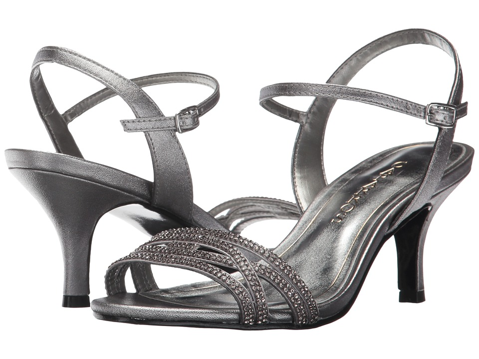 Caparros Jeanine (Pewter Metallic) High Heels