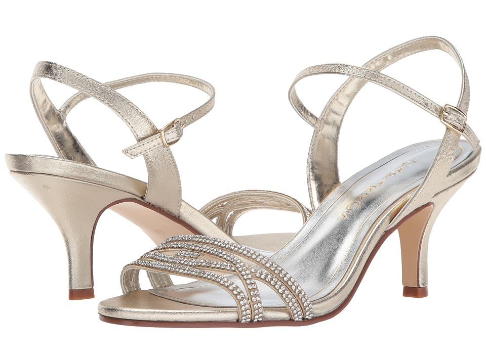 Caparros Jeanine (Platino Metallic) High Heels