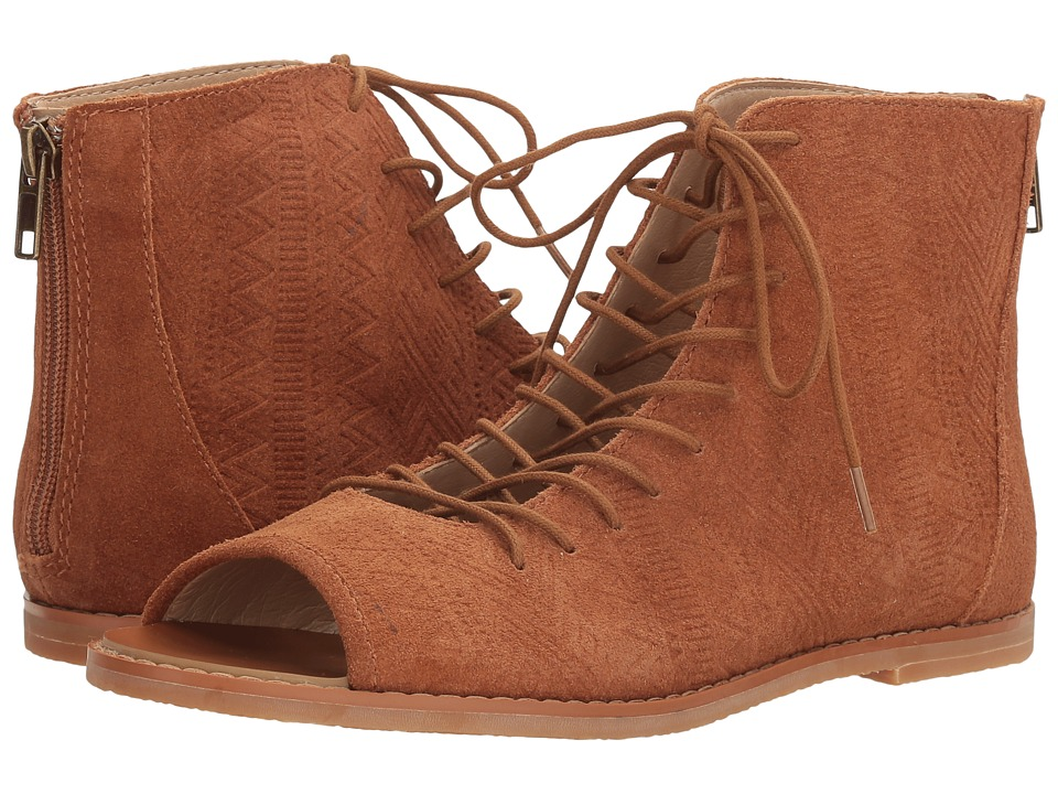 Kelsi Dagger Brooklyn - Hendrix (Cinnamon) Women's Shoes