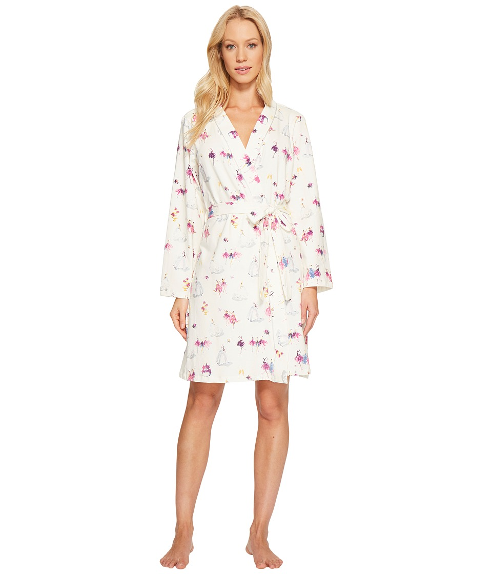 BedHead - Short Robe (Bouquet Toss) Women's Robe