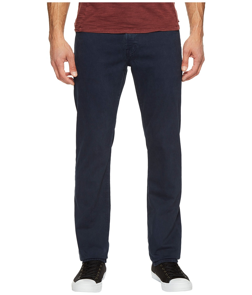 AG Adriano Goldschmied - Graduate Tailored Leg Twill in Sulfur Night Sea (Sulfur Night Sea) Men's Jeans