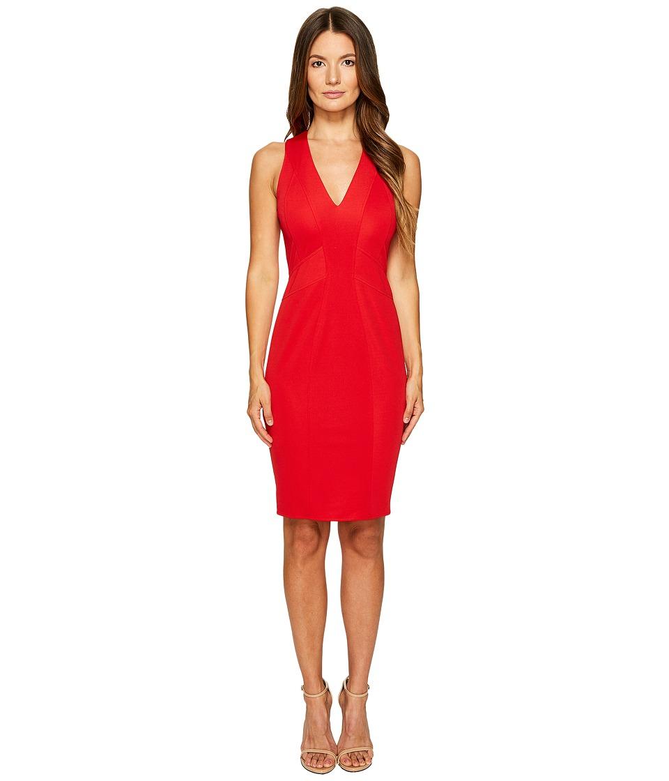 ZAC Zac Posen - Sirena Dress (Red Ribbon) Women's Dress