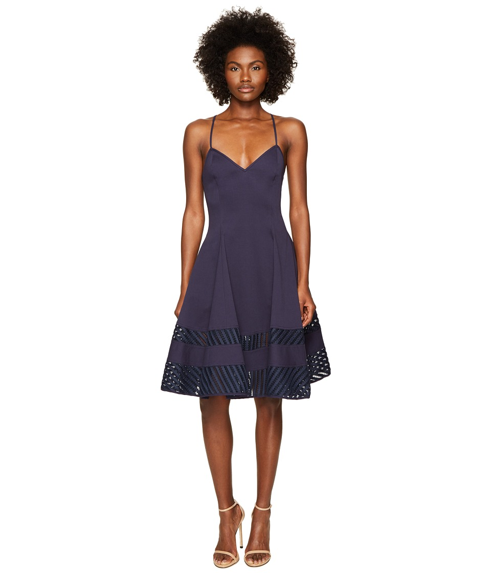 ZAC Zac Posen - Fia Dress (Navy) Women's Dress