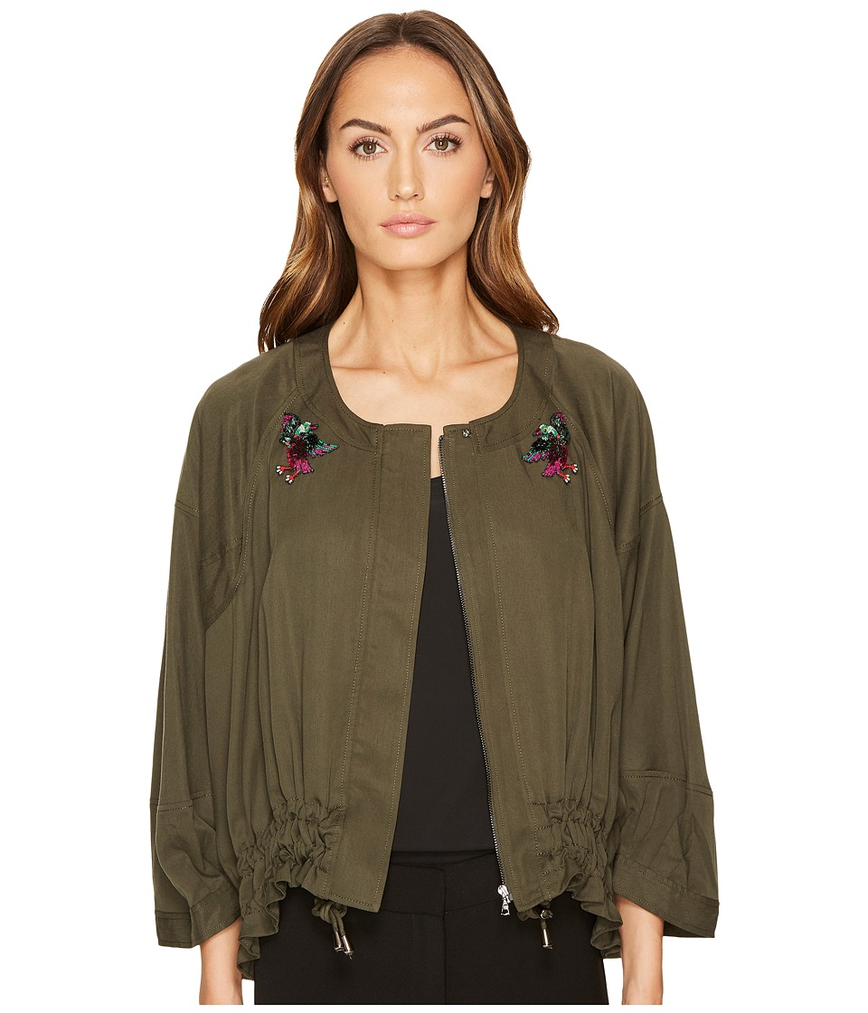 ZAC Zac Posen - Emmy Jacket (Topiary) Women's Coat