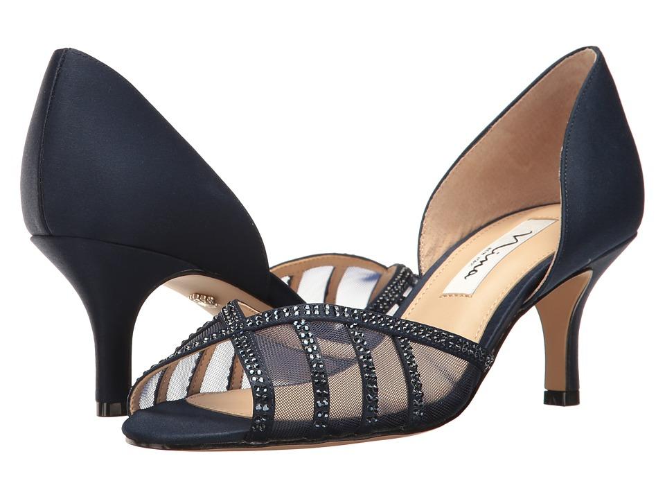 Nina Corita (New Navy/Navy) High Heels