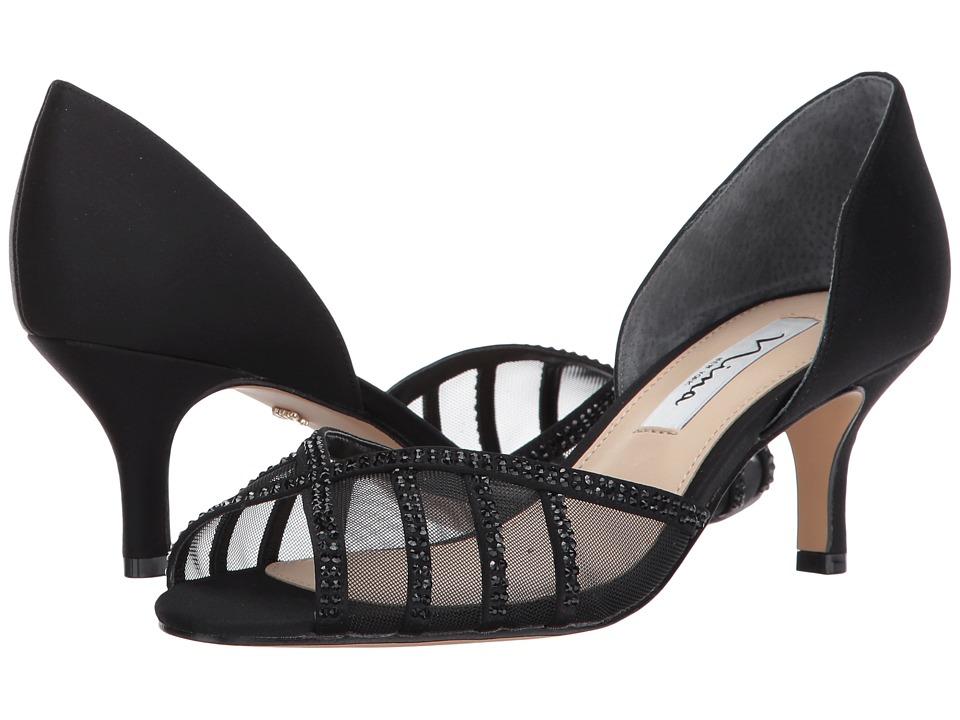 Nina Corita (Black/Black) High Heels