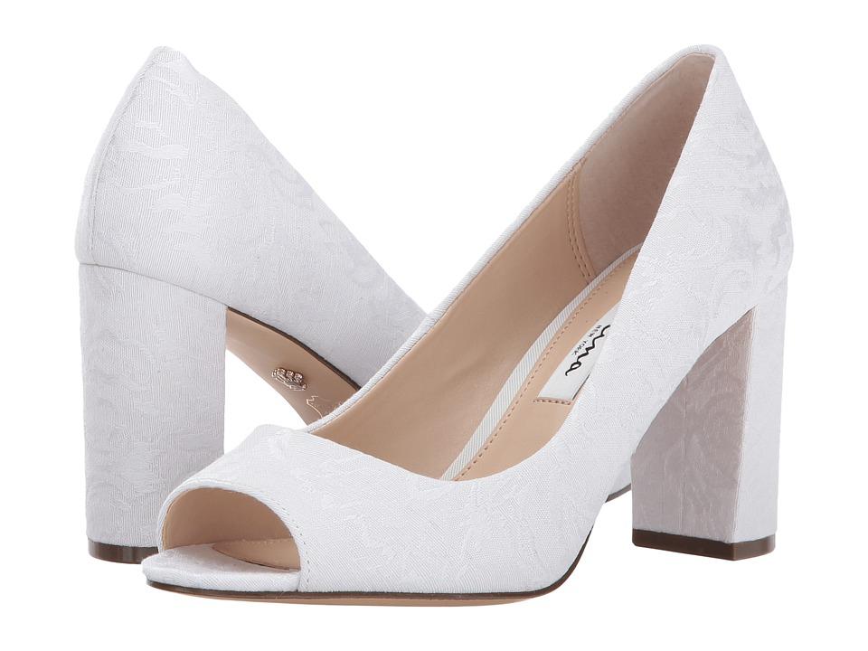 Nina - Farlyn (Ivory) High Heels