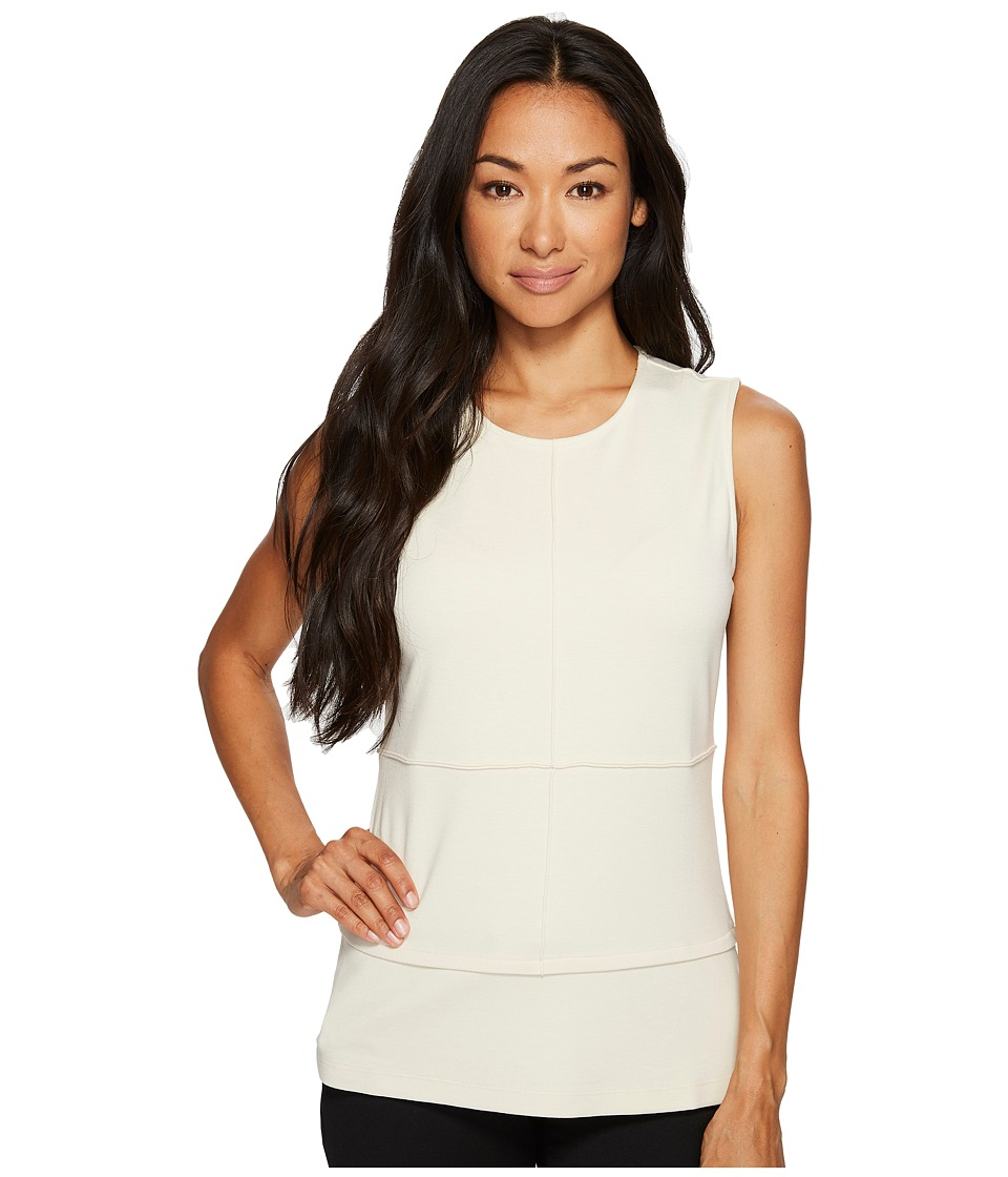NIC+ZOE - Studio Tank Top (Creme Brulee) Women's Sleeveless