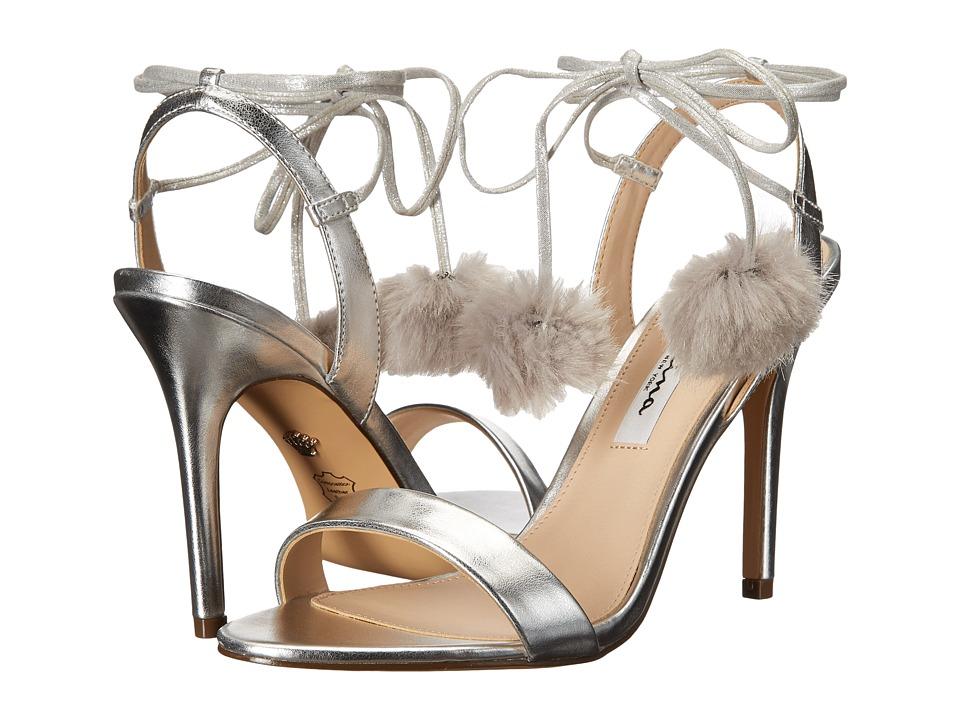 Nina - Madele (Silver/Grey) High Heels