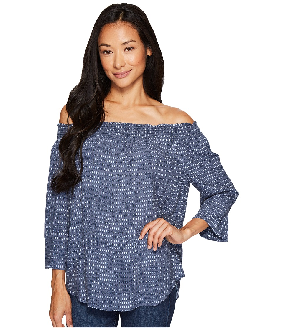 NIC+ZOE - Plaza Top (Multi) Women's Clothing
