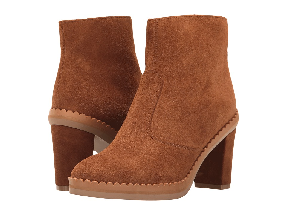 See by Chloe SB29211 (Medium Brown) High Heels