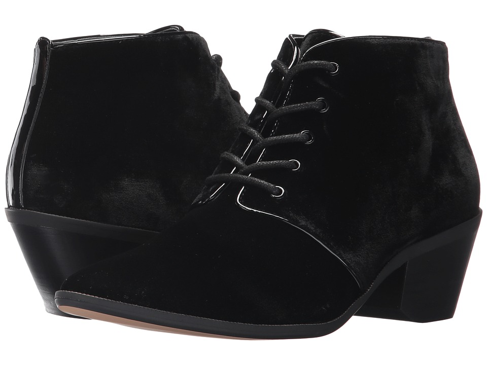 Nina - Wright (Black) Women's Lace-up Boots
