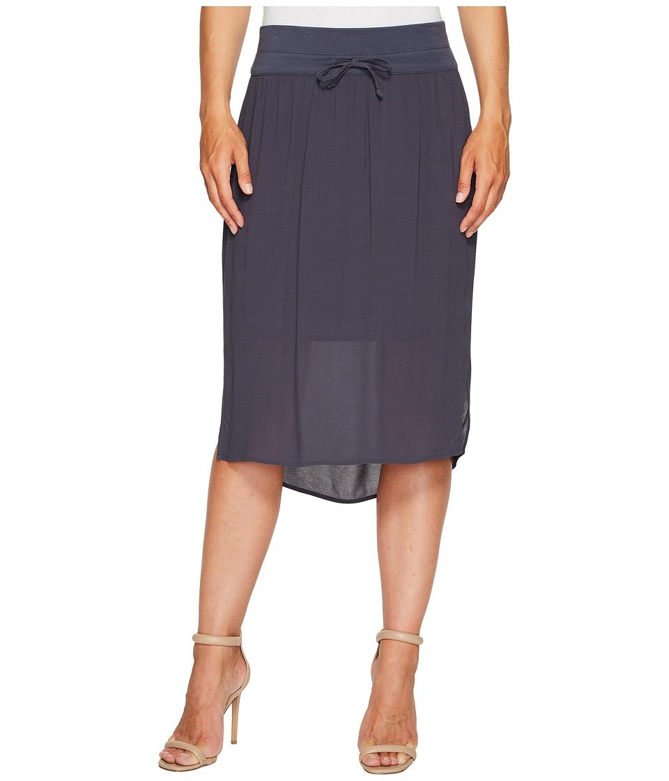NIC+ZOE - Radiance Skirt (Slate) Women's Skirt