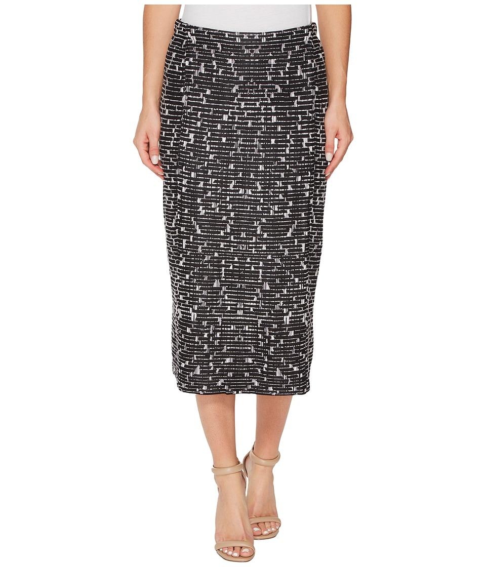 NIC+ZOE Beaming Skirt (Multi) Women