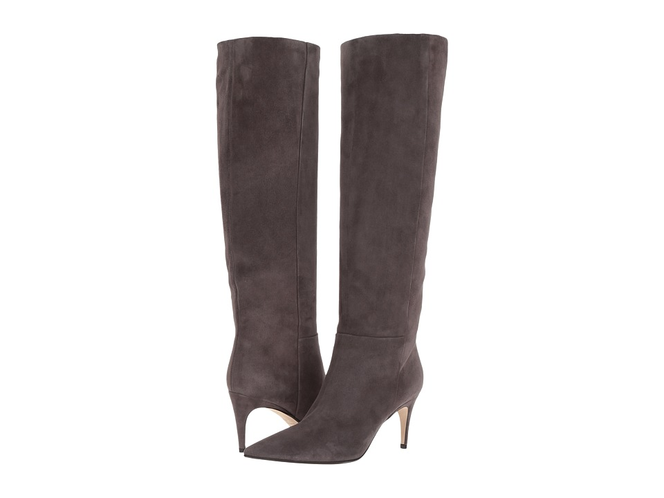 Sergio Rossi Cindy (Gris Fonce Royal) High Heels