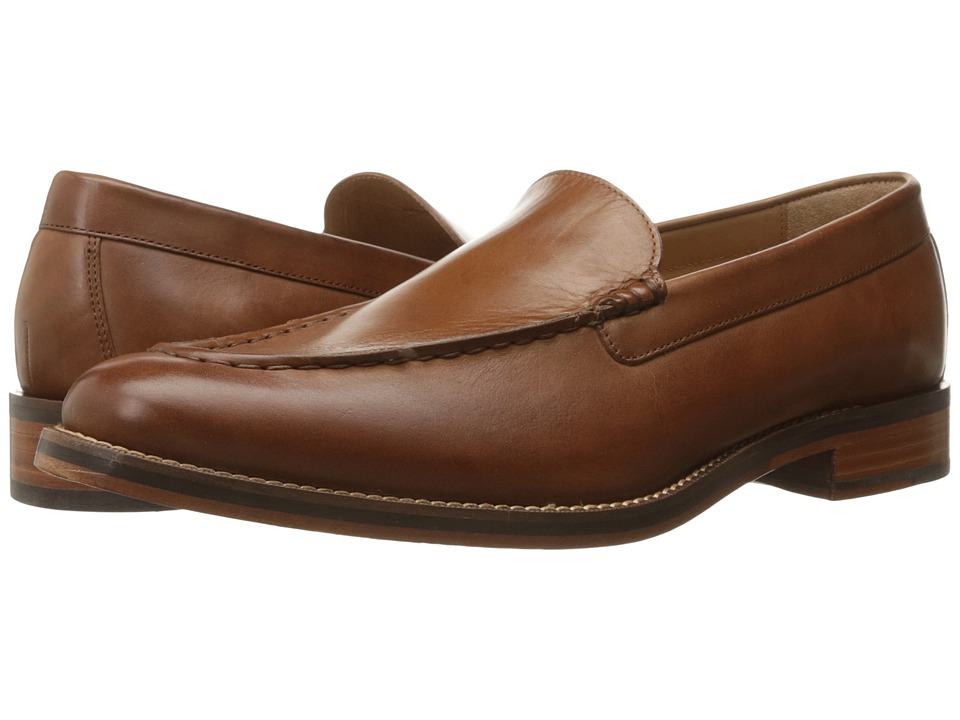 Cole Haan - Madison Grand Venetian (British Tan) Men's Shoes