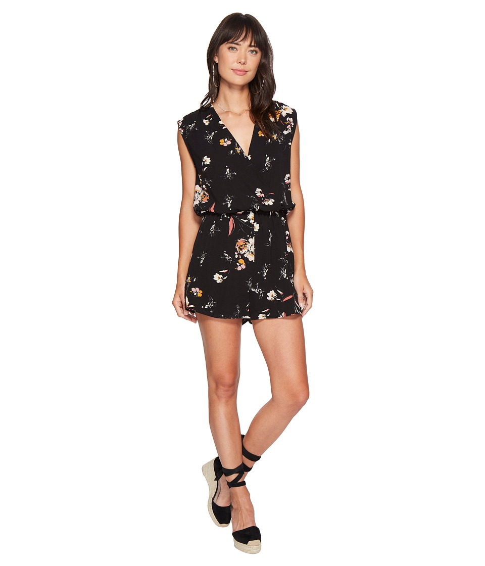 Bishop + Young - Printed Romper (Print) Women's Jumpsuit & Rompers One Piece