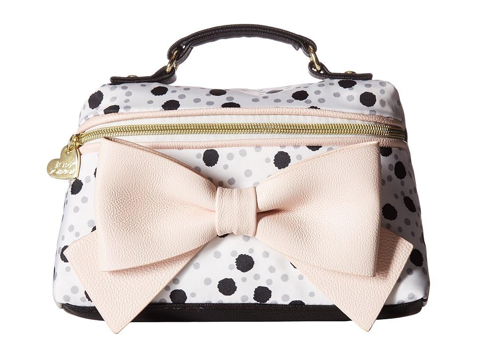 Betsey Johnson - Top Handle Cosmo (Blush) Handbags