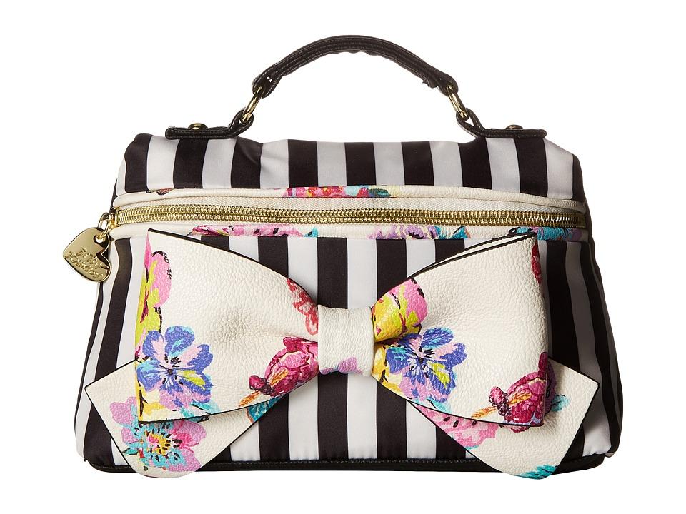 Betsey Johnson - Top Handle Cosmo (Floral) Handbags
