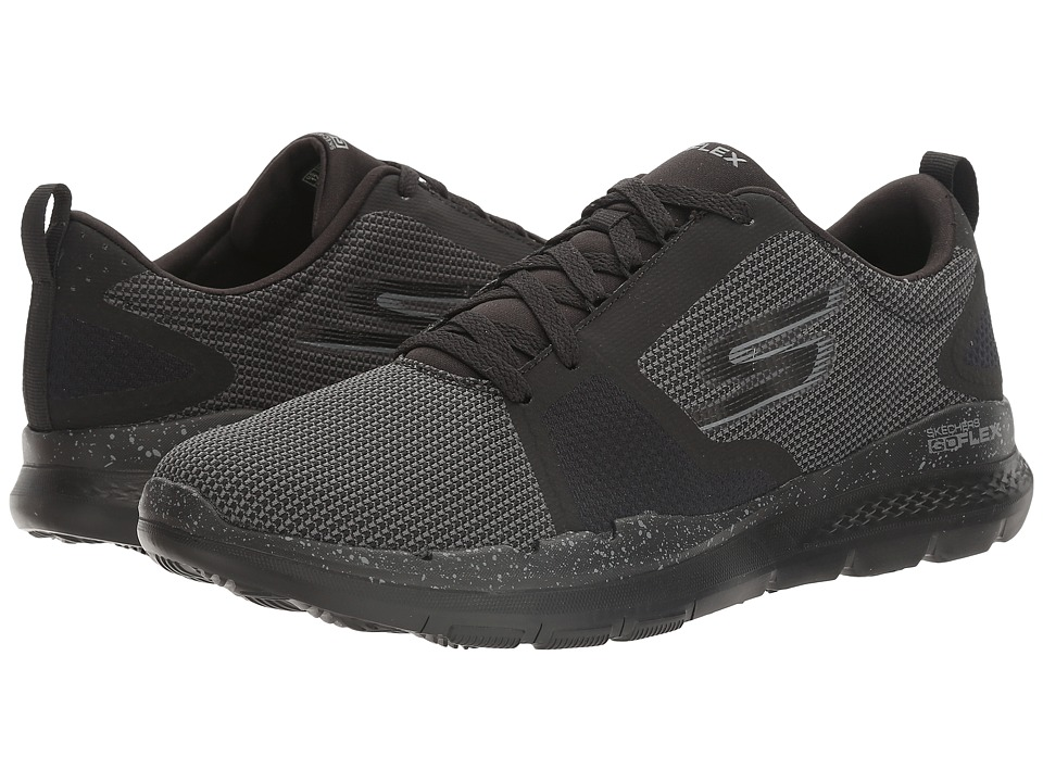 SKECHERS Performance - Go Flex Train (Black) Men's Shoes
