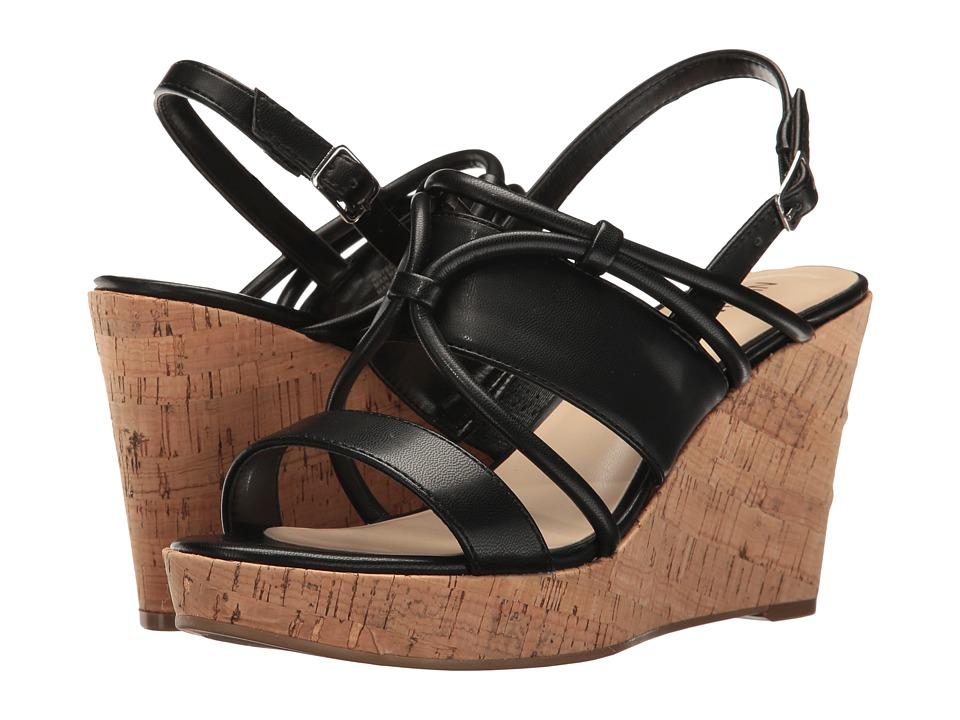 Nine West - Edley (Black Synthetic) Women's Shoes
