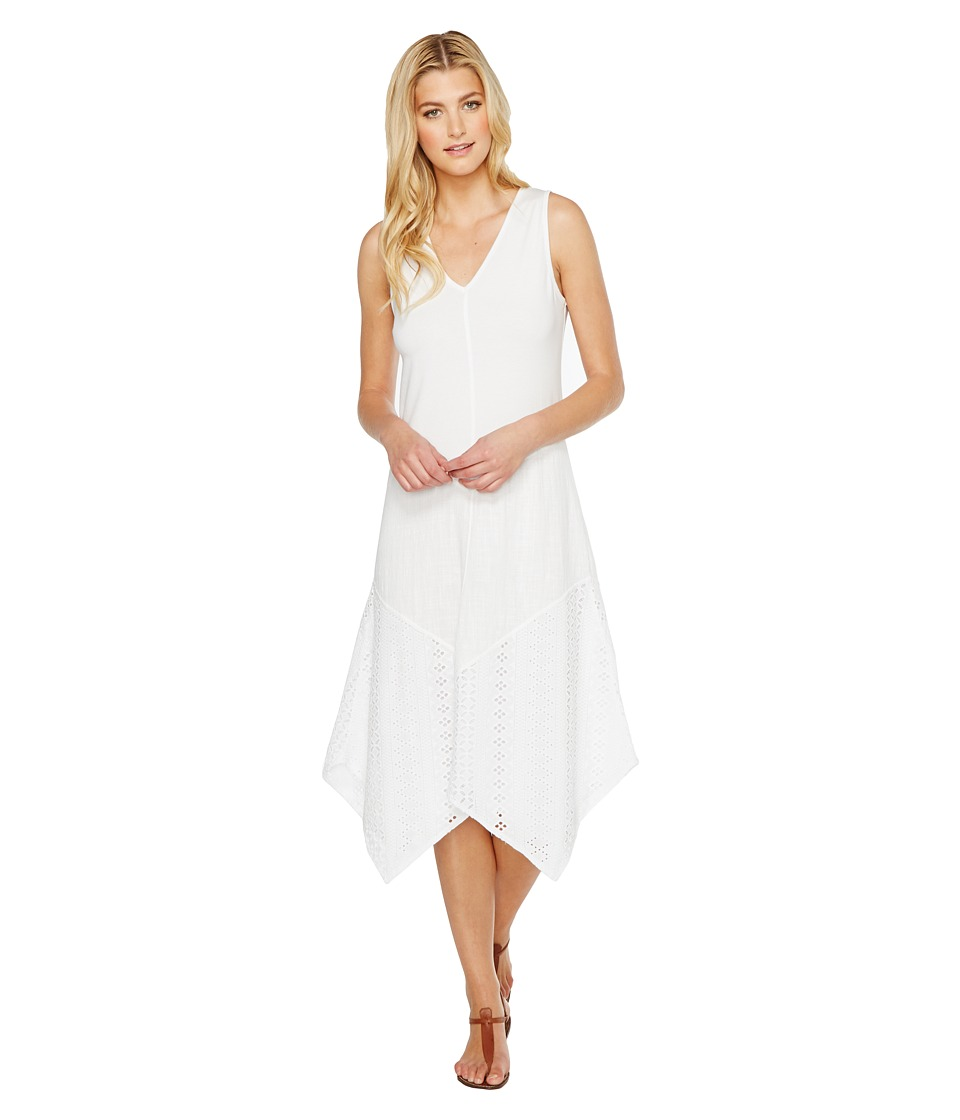 XCVI - Rei Dress (White) Women's Dress