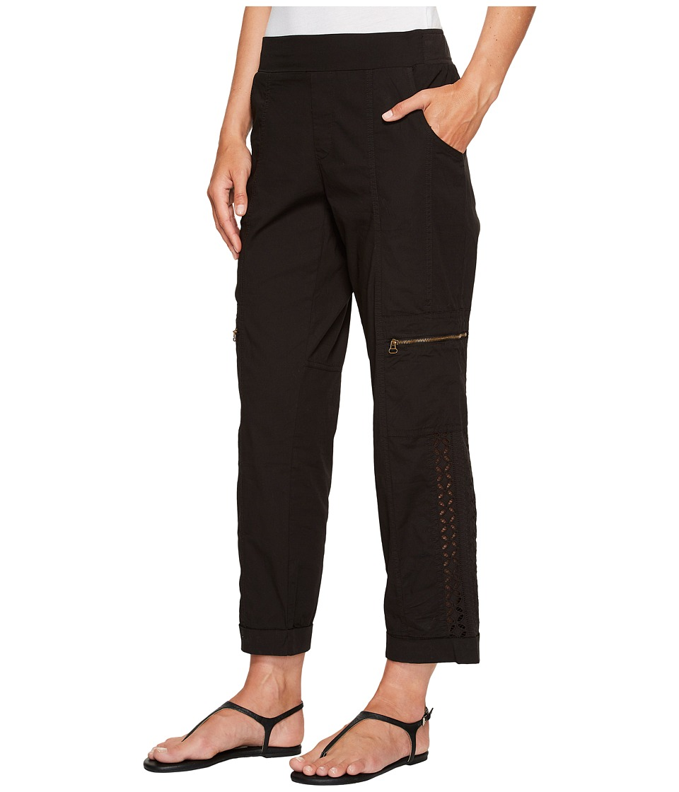 XCVI - Iezabel Pants (Black) Women's Casual Pants
