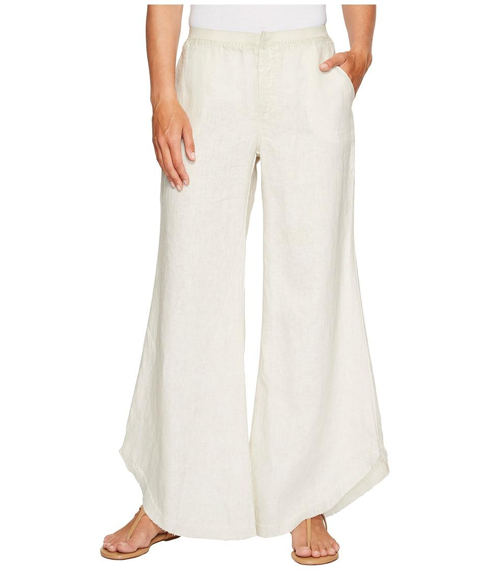 XCVI - Linen Kenzo Pants (Cold Wash Sand) Women's Casual Pants