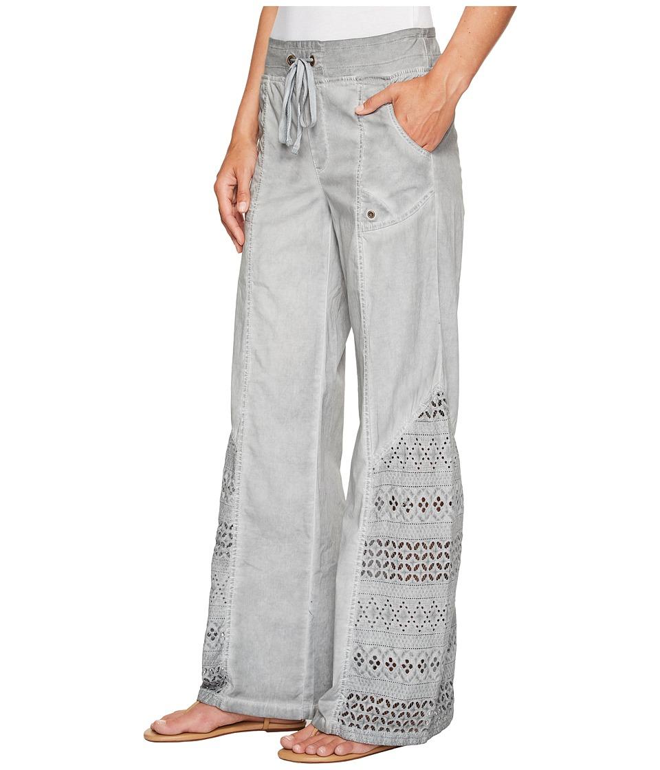 XCVI - Gia Pants (Cold Wash Grey) Women's Casual Pants